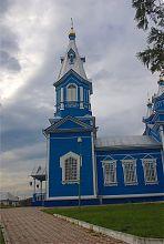 Дзвіниця храму Косьми і Даміана в Корці