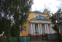 Корецкий Николаевский собор