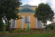 Апсида Николаевской церкви в Колрце
