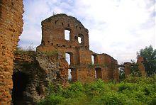 Південна стіна Корецької фортеці-палацу