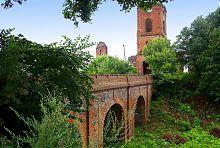 Мост корецкого замка