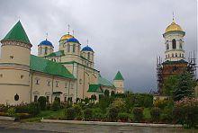 Межиріцький Троїцький монастир