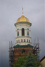 Дзвіниця Троїцького монастиря в Межирічі