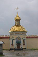 Каплиця Троїцької обителі в Межирічі