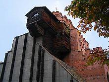 Боковий фасад київських Золотих воріт