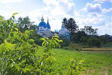 Дві Свято-Юр'ївські церкви в Кунині