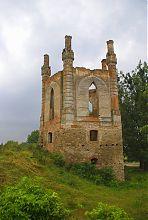 Часовня Новомалинского замка