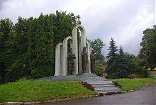 Острожский памятник князьям-основателям