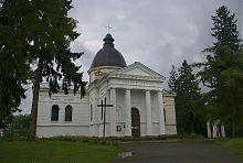 Костел Успіння Пресвятої Діви Марії в Острозі