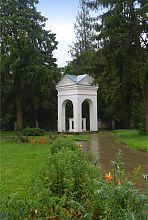 Каплиця Франтішека Коморницкого Успенського католицького комплексу Острога