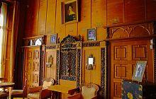 Китайский кабинет Алупкинского Воронцовского дворца