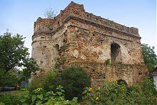 Татарська надбрамна вежа Острога
