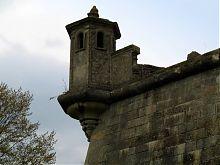 Восточный угловой бастион Подгорецкого замка