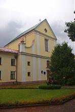 Острожский монастырь капуцинов