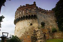 Нова вежа Острозької фортеці