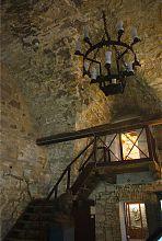 Перший ярус Круглої вежи княжого замку в Острозі