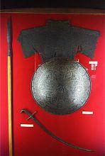 Експонати військової амуніції з колекції Острозького краєзнавчого музею