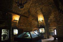 Експозиційний зал краєзнавчого музею Острогу
