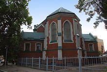 Апсида и хоры ровненского костела святого Антония