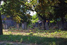 Єврейське кладовище в Здолбунові