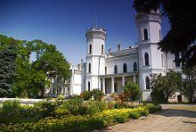 Регулярный парк Шаровского комплекса