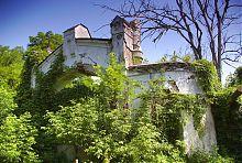 Ворота господарського двору Шарівської садиби