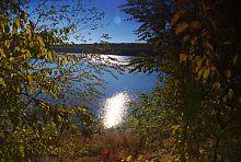 Река Оскол в Харьковской области