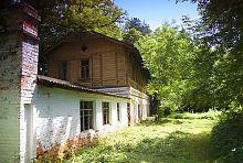 Чайный домик усадьбы в Натальевке