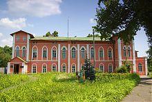 Дворец Подгоричани в Пархомовке