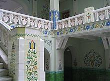 Внутренний интерьер Полтавского краеведческого музея