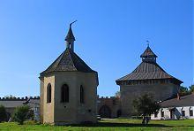 Меджибожский замковый костел