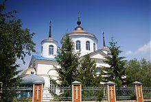 Пархомовская Покровская церковь