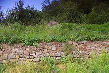 Подпорная стена харьковских Поющих террас