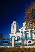 Дзвіниця капітолівського храму святої Варвари
