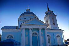 Свято-Варваринська церква в Капитолівці