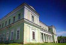 Боковое крыло усадебного дома Куликовских в Ракитном