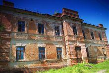 Хозяйственный корпус ракитнянской усадьбы Куликовских