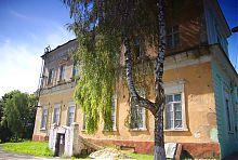 Северное крыло усадебного дома Куликовских