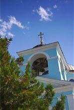 Дзвіниця храму Преображення Господнього в Новій Водолазі