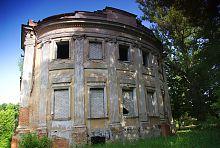 Восточный фасад дворца в Старом Мерчике