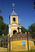Церковь Всех Святых в Старом Мерчике