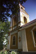 Дзвіниця Всіхсвятської церкви в Старому Мерчику