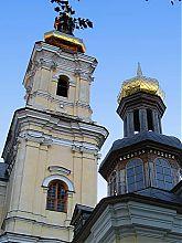 Восточная башня винницкого Свято-Преображенского собора