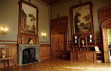 Парадная столовая Алупкинского Воронцовского дворца