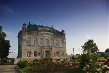 Ольшанский поселковый совет (бывший Земельний банк)
