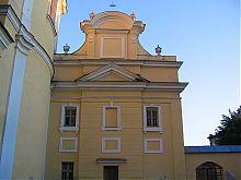 Южный фасад винницкого Свято-Преображенского собора