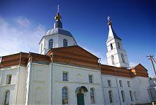 Люботинский Вознесенский храм