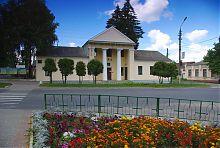 Здание бывшей Городской Думы Чугуева