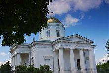 Соборный Покровский храм Чугуева