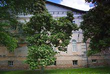 Художня галерея в історичній будівлі штабу військових поселень Чугуєва